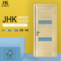 JHK-White Louver Plastic Sheet Laminate Cabinet Interior Door