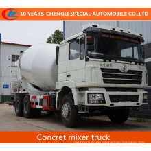 Betonmischer-LKW-Zement-Mischer-LKW Shacman 4X2