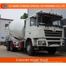 Shacman 4X2 Concrete Mixer Truck Cement Concrete Mixer Truck