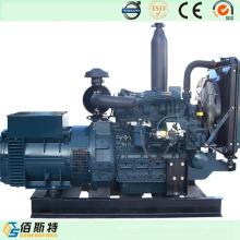 150kw / 187kVA Generador diesel de la energía eléctrica fijado por la marca de Volov