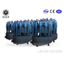 Hot Selling, Hydrocyclone de poliuretano de alta capacidad