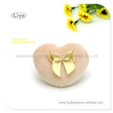 Модный дизайн косметической губки слойка с золотой пряжкой