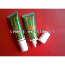 Embalagem de cosméticos plástico tubo pe