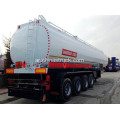 40CBM Dangerous Chemical Tanker Trailer