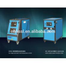 Control automático de la temperatura del molde