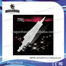 Aiguilles de tatouage professionnel 316 Needle Surgical 7RL