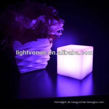 Lebende Farbe, die LED Schreibtisch-Licht ändert