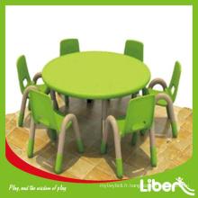 Tables de meubles scolaires à bas prix pour enfants avec une bonne qualité LE.ZY.010