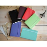 PU Soft Cover Notebook / Color Pad