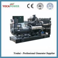 Deutz Engine 170kw / 212.5kVA Generador diesel de refrigeración por viento