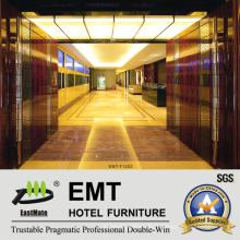 Panneaux muraux en bois décoratifs en MDF (EMT-F1202)