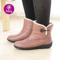 Stiefmütterchen Komfort Schuhe Winter Casual Stiefel