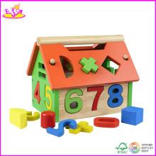 Jouet éducatif pour enfants, blocs éducatifs (W12D006)
