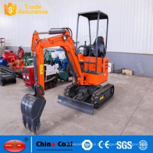 Neue 1,8 Tonne China Günstigen Preis Diesel Mini Crawler Bucket Bagger Für Verkauf