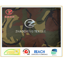 200d Oxford Fabric with Middle East Style Desert Camouflage Printing (ZCBP163)