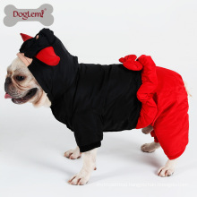 2017Doglemi New Selling Winter Cosplay Pet Dog Jumpsuit Costume Clothes