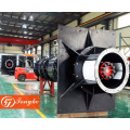 Pompe à turbine verticale pour eau salée