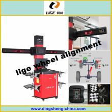3D Rad Achse Fabrik Automotive Maßnahme Ausrüstung Lige Ds-9