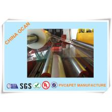 0.5mm starkes weißes PVC-steife Film-Plastikblatt für Offsetdrucken