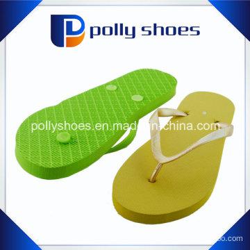 New Ladies Beach Flip Flops Bright Foam Summer Flip Flop