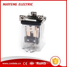 JQX - Relais de puissance 59F 80A 110V, relais de puissance électromagnétique