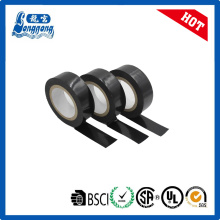 ROHS approved pvc black tape