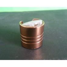 Aluminum Disc Cap  28/410 Disc Cap  Press Cap