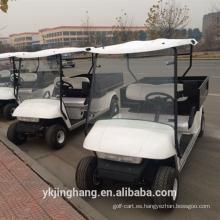 Vehículo utilitario eléctrico chino 4KW con certificación CE para la venta