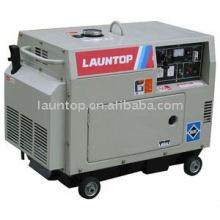 Бесшумный дизельный генератор 5.5 кВт