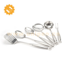 Stainless Steel Cooking Tools Kitchen Utensils Accessories 6pcs Set