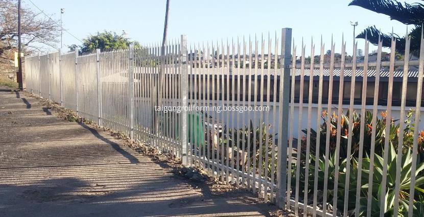 Picket Fence Panels Machine