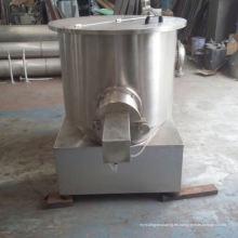 Mezclador de alta velocidad de la serie de 2017 LCH, mejor mezclador de SS para hacer la harina, mezcladores de alimentos del soporte horizontal