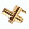 Golden Brass HandHeld Bidet Sprayer