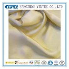 Venta caliente suavemente y suave 100% tela de seda