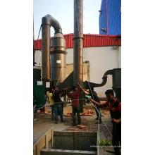 Caldeira a Vapor de Casca de Arroz com Carvão Industrial de Alta Temperatura