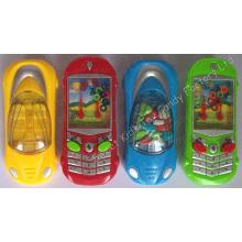 Jouet de jeu de l'eau de forme de voiture Candy (110511)