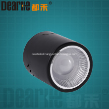 12W 900lm COB Surface Mount LED Downlight for indoor ceiling install 3000-6000k hole 150mm led lightings