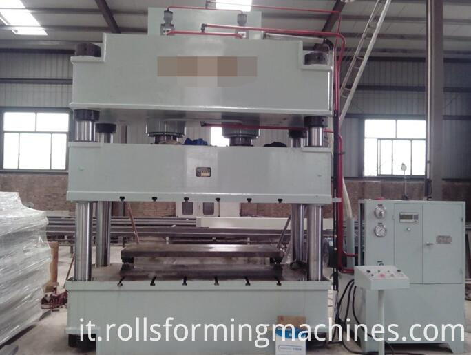 Tilcor Royal Roof Tile machine stone coated tile production line