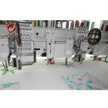 Máquina del bordado de rebordear (puede hacer tapping, cordones, arrollar)