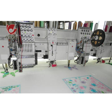 Beading Embroidery Machine (can do tapping, cording, coiling)