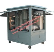 Oil Filtration System Trailer-mounted Hi-vac Transformer