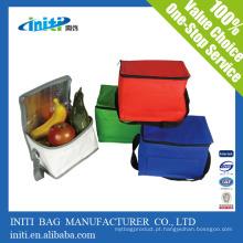 Alta qualidade personalizado non woven cooler bags / hiking cooler bag
