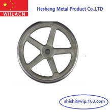 Stainless Steel Hand Wheel Casting Auto Spare Parts