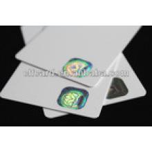 ISO 7810 Karte mit Hotstamp