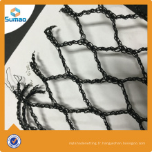 Filet en nylon d'oiseau agricole fait de fil rond HDPE à vendre