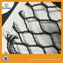 Сельскохозяйственной птицы нейлоновая сетка, выполненная из круглой проволоки ПЭНД для продажи