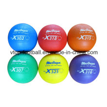 Size 5 Neon Rubber Volleyball for Sporting