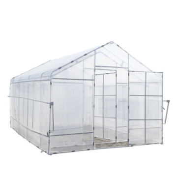 Doble película Warm Garden Greenhouse 3m * 4m