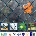 School Chain Link Fence