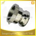 Stainless Steel 316 Camlock Couplings type A , BSP, NPT thread